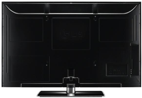 LG INFINIA PZ950 Plasma 3D HDTV - Back