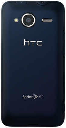 HTC EVO Shift 4G Smartphone - Back