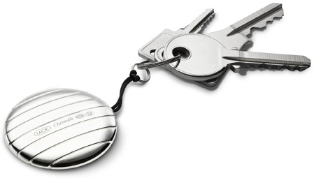 LaCie Galet USB Flash Drive on Keychain