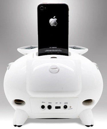 Speakal Cool iPig iPod Speaker Dock