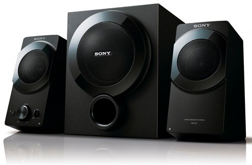 Sony SRS-D5 Sub/Sat PC Speakers
