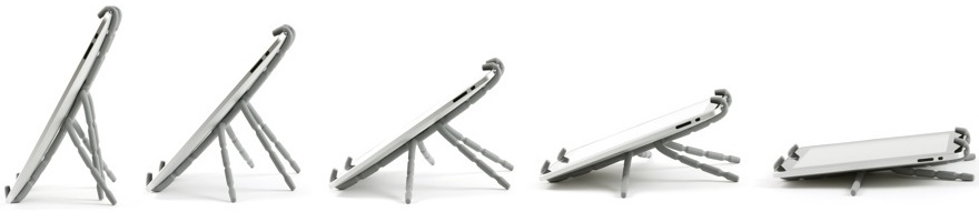 Breffo SpiderpodiumTablet Stand - side