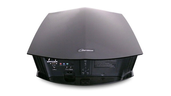 Cineversum BlackWing MK2011 - Rear