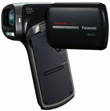 Panasonic HX-DC10 Dual Camera