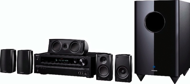 Onkyo HT-S6400 Home Theater System