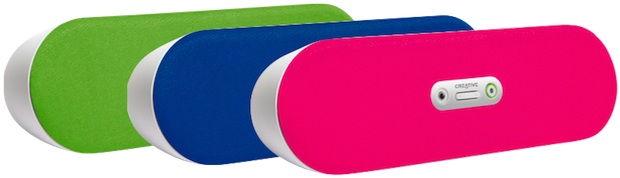 Creative D80 Bluetooth Wireless Speaker - Colors