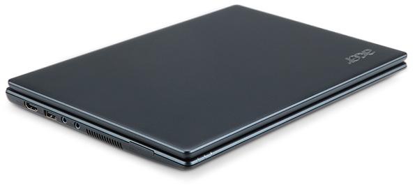 Acer Chromebook - closed