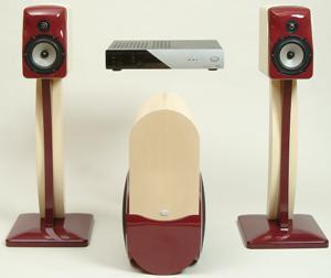 NHT Xd 2.1 Speaker System