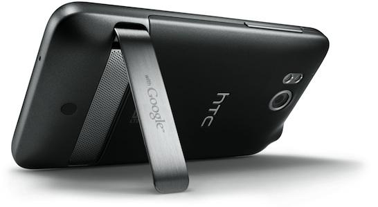HTC Thunderbolt 4G Smartphone - Back