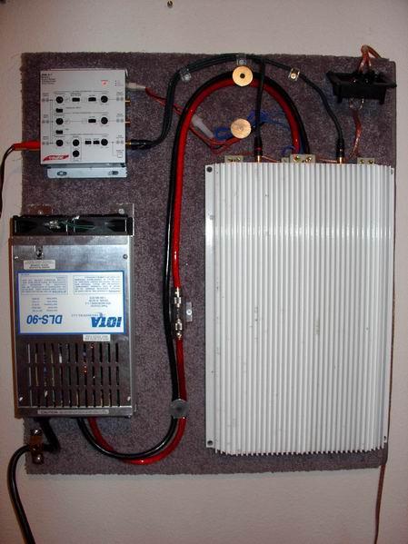 Running car amp off of AC house current: Pics inside! - ecoustics.com