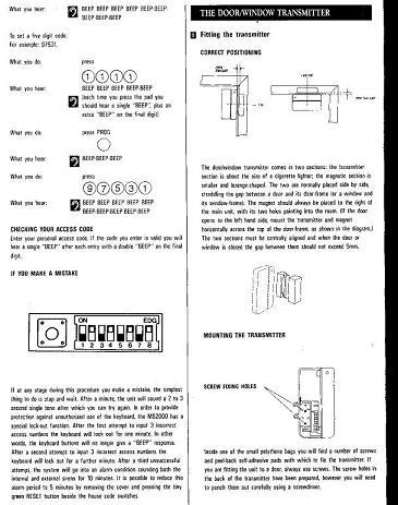 moss security alarm ecoustics com rh ecoustics com Code Alarm Wiring Diagram Code Alarm Wiring Diagram