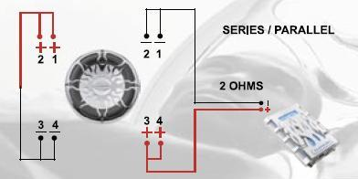 Audiobahn Subwoofer Wiring Diagram 2Ohms from www.ecoustics.com
