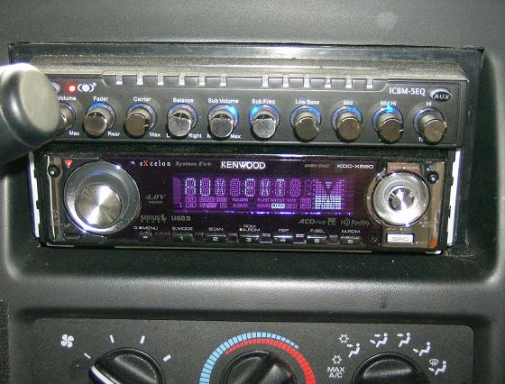 Double Din In 1999 Dodge Ram 1500 V6 Ecoustics Com