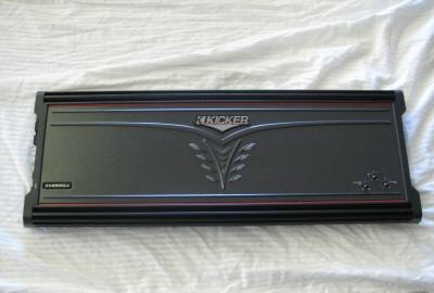 FORSALE 16 KICKER ZX2500 1 2500 WATTS $600 NEW - ecoustics com