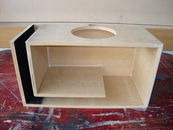 How To Build A Sub Box >> 1 10 Rf T2 Box Build Review Ecoustics Com