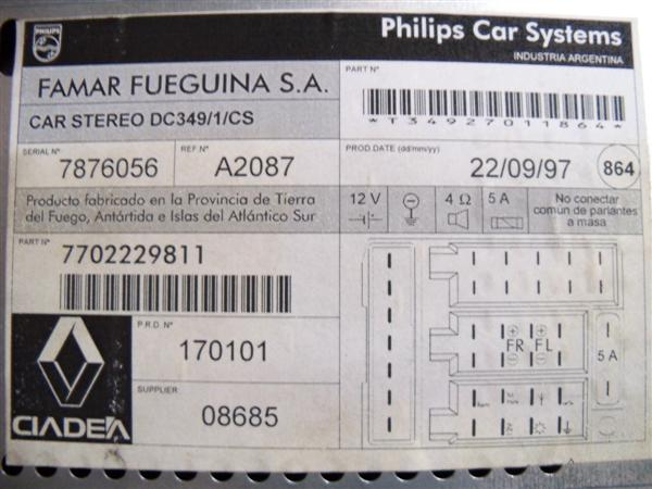 archive through may 08, 2010 - lost car radio codes can be retrieved