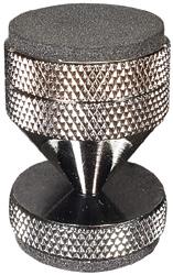 Metal Spike For Floor Standing Speaker On Wooden Floor