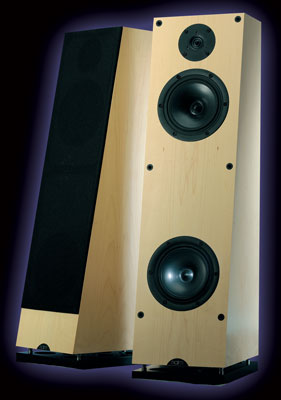 The Naim Ariva Loudspeaker Review - ecoustics com