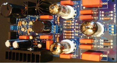 My Marantz 7 C DIY preamp - ecoustics com