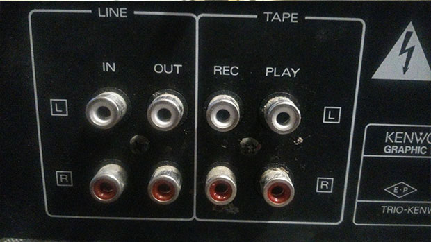 Help with an Equalizer on an older Sony receiver - ecoustics com