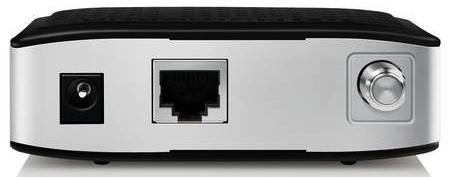 Elgato HDHomeRun Network Dual Tuner for HDTV - back