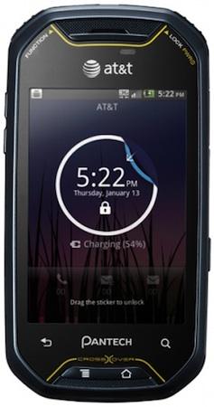 Pantech Crossover Smartphone