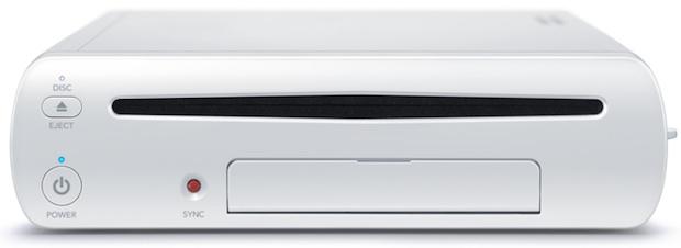 Nintendo Wii U Video Game Console