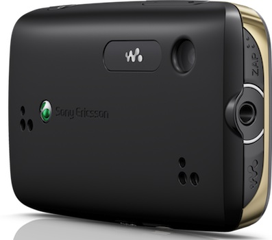 Sony Ericsson Mix Walkman Smartphone