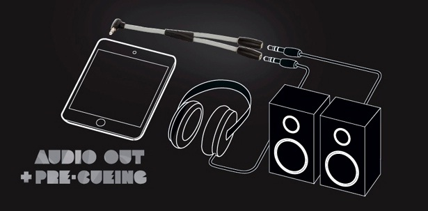 Griffin DJ Headphone Splitter