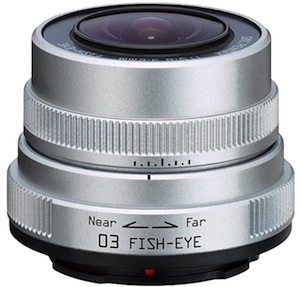 PENTAX 03 Fish-Eye Lens