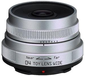 PENTAX 04 Toy Lens Wide Lens