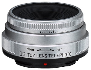 PENTAX 05 Toy Lens Telephoto Lens