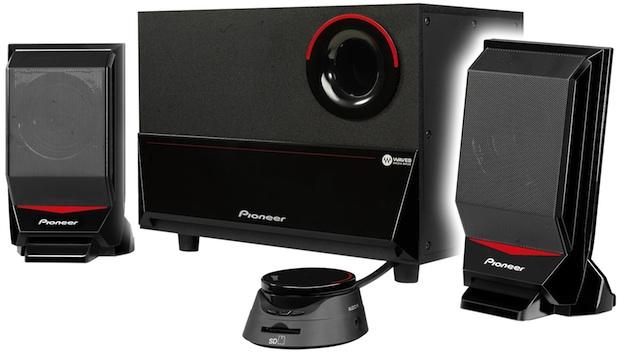 Pioneer S-MM301 2.0 PC Speakers