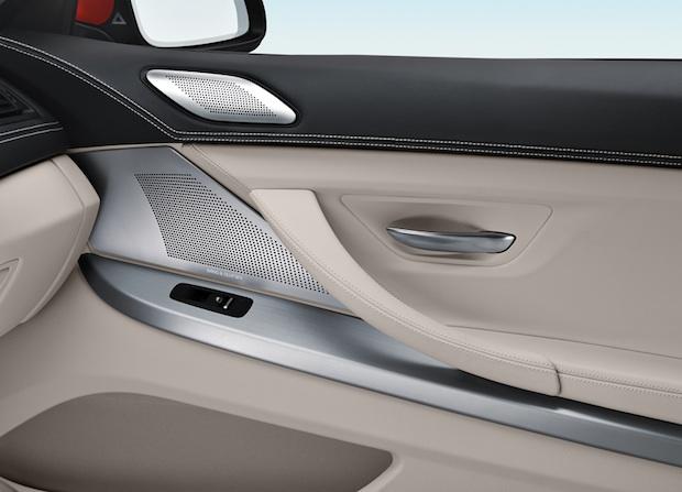 BMW 6 Series Bang & Olufsen Surround Sound System - Door
