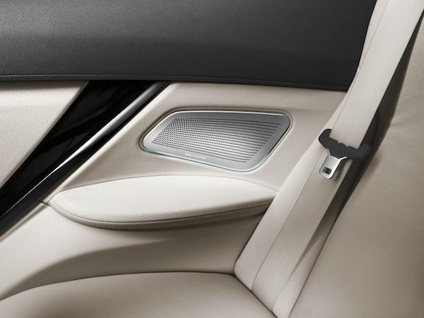 BMW 6 Series Bang & Olufsen Surround Sound System - Rear