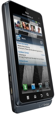 Motorola DROID 3 Smartphone - Closed