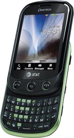 Pantech Pursuit II Smartphone