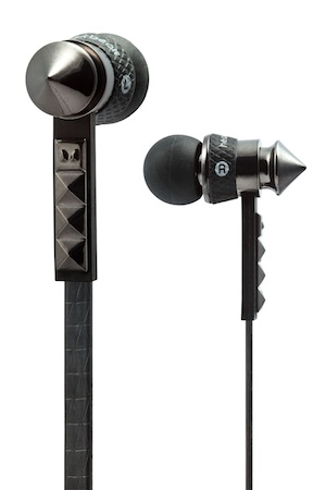 Monster Heartbeats by Lady Gaga In-Ear Headphones - Black