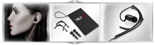 V-MODA REVAMP True Blood In-Ear Headphones - Accessories