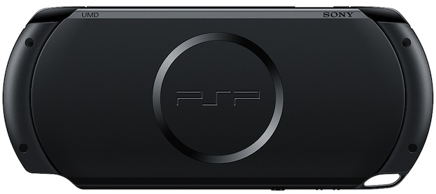 Sony PSP-E1000 PlayStation Portable - Back