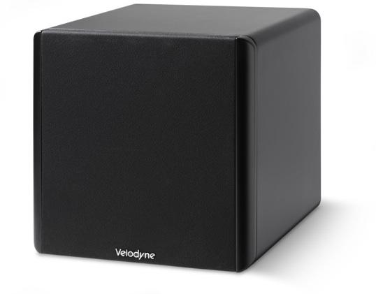 Velodyne Digital Servo-10 Subwoofer with grille