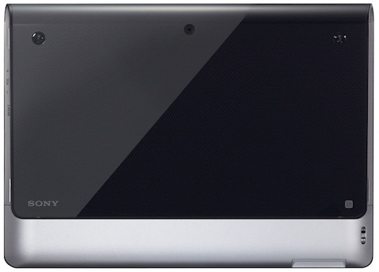 Sony Tablet S - back