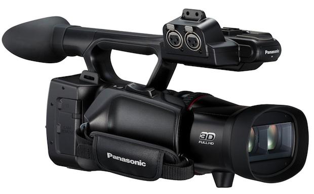 Panasonic HDC-Z10000 Professional 2D/3D Camcorder