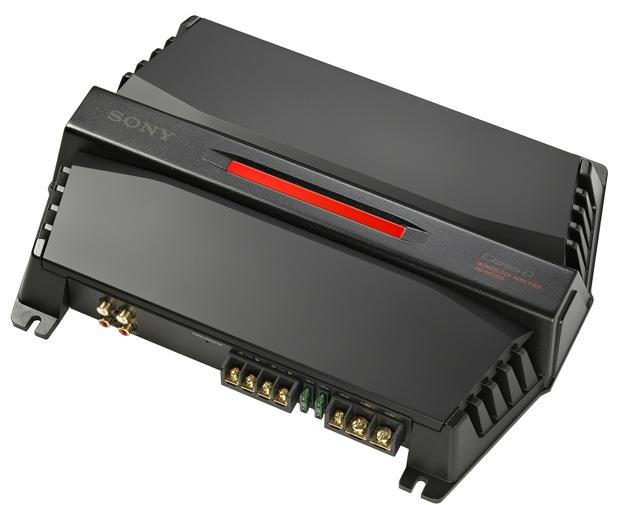 Sony XM-PK100D Amplifier