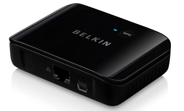 Belkin Universal Wireless HDTV Adapter