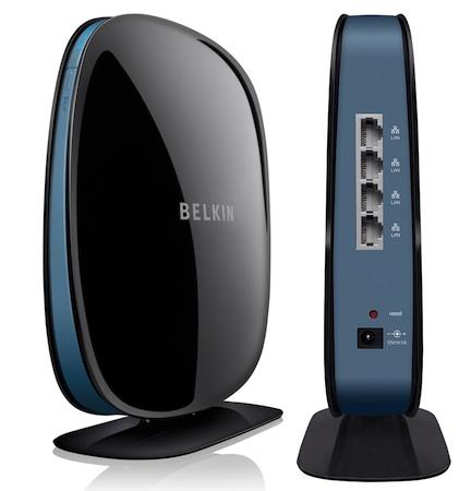 Belkin Universal Wireless AV Adapter