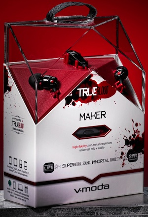 V-MODA True Blood MAKER In-Ear Headphones