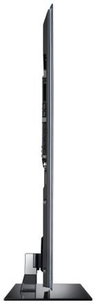 LG 55LW9800 Nano Full LED THX 3D LCD HDTV - side