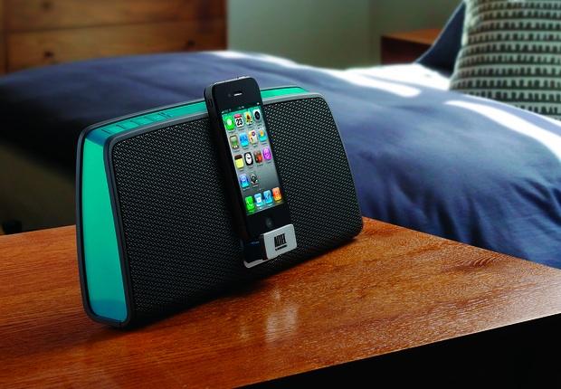 Altec Lansing iMT630 Sport iPod Speaker Dock - Teal