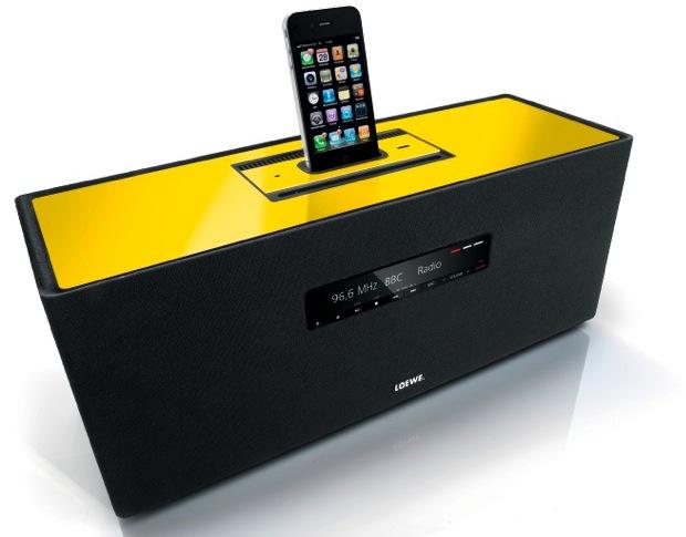 Loewe Soundbox iPod Speaker Dock